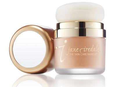 Jane Iredale Makeup treatment